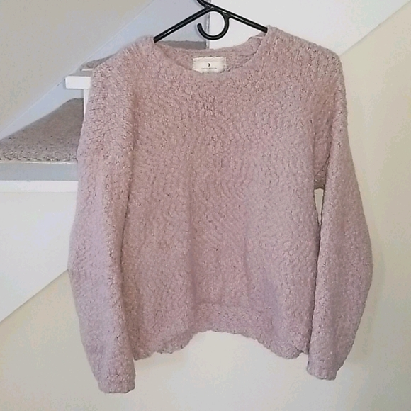 RUBY MOON PINK SWEATER